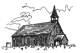 The Rockingham Church, Rockingham, Ontario
